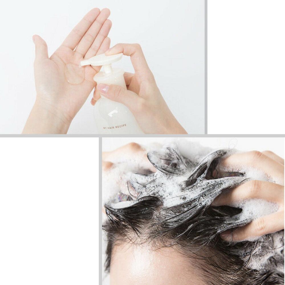 شامبو لتنعيم الشعر الخشن يعالج تقصف الشعر يعمل على ترطيب الشعر متجر