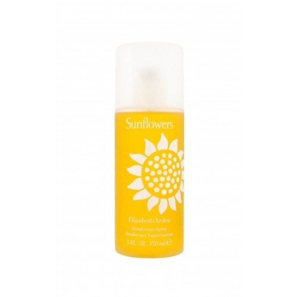 Elizabeth Arden Sunflowers Deodorant 150ml خبير العطور