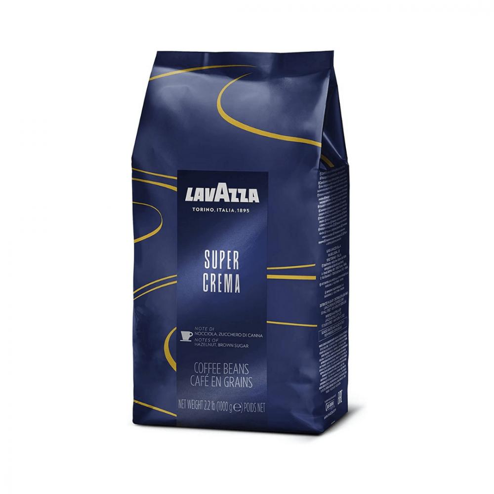 حبوب قهوة غير مطحونة من لافازا حجم 1 كيلو