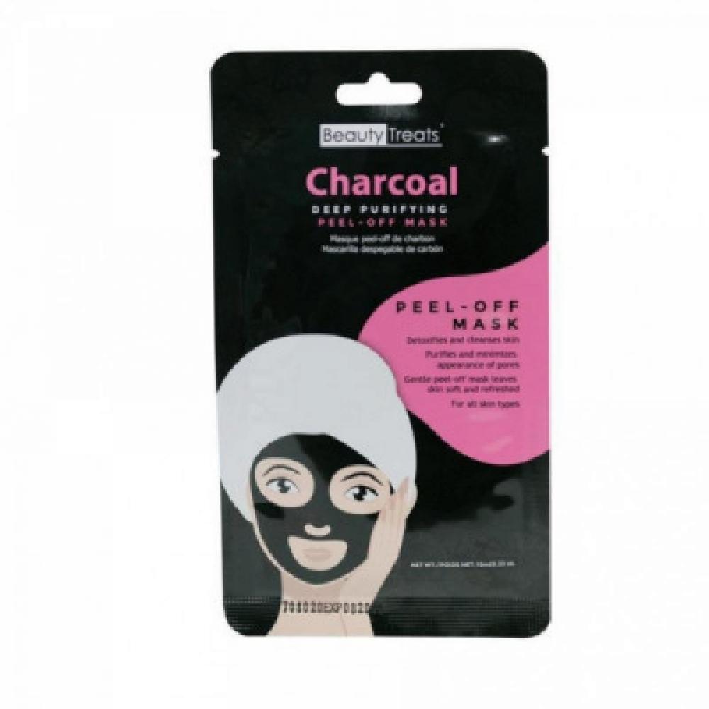 بيوتي تريتز - ماسك الفحم الكريمي للبشره