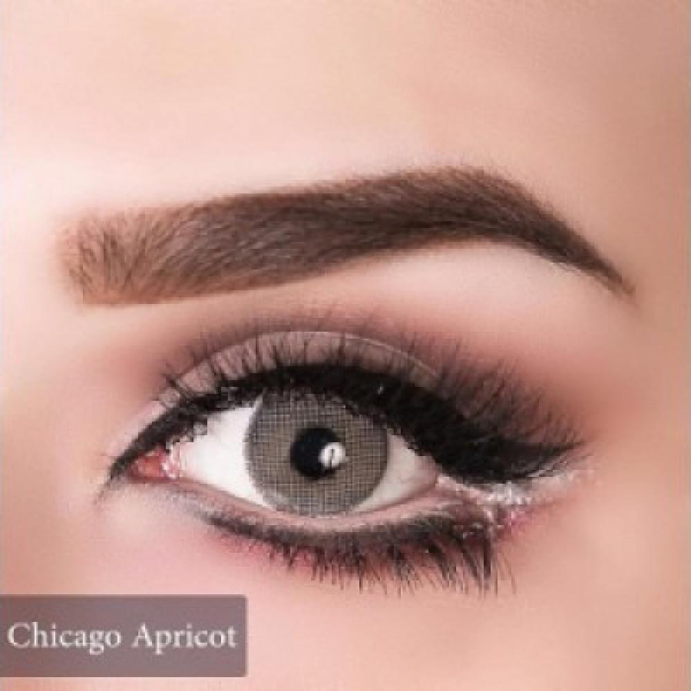 عدسات انستازيا شيكاغو ابركوت - CHICAGO APRICOT