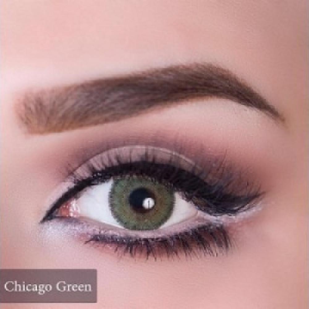 عدسات انستازيا شيكاغو قرين - CHICAGO GREEN