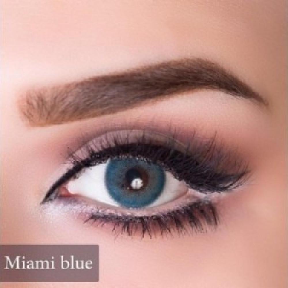 عدسات انستازيا ميامي بلو - MIAMI BLUE