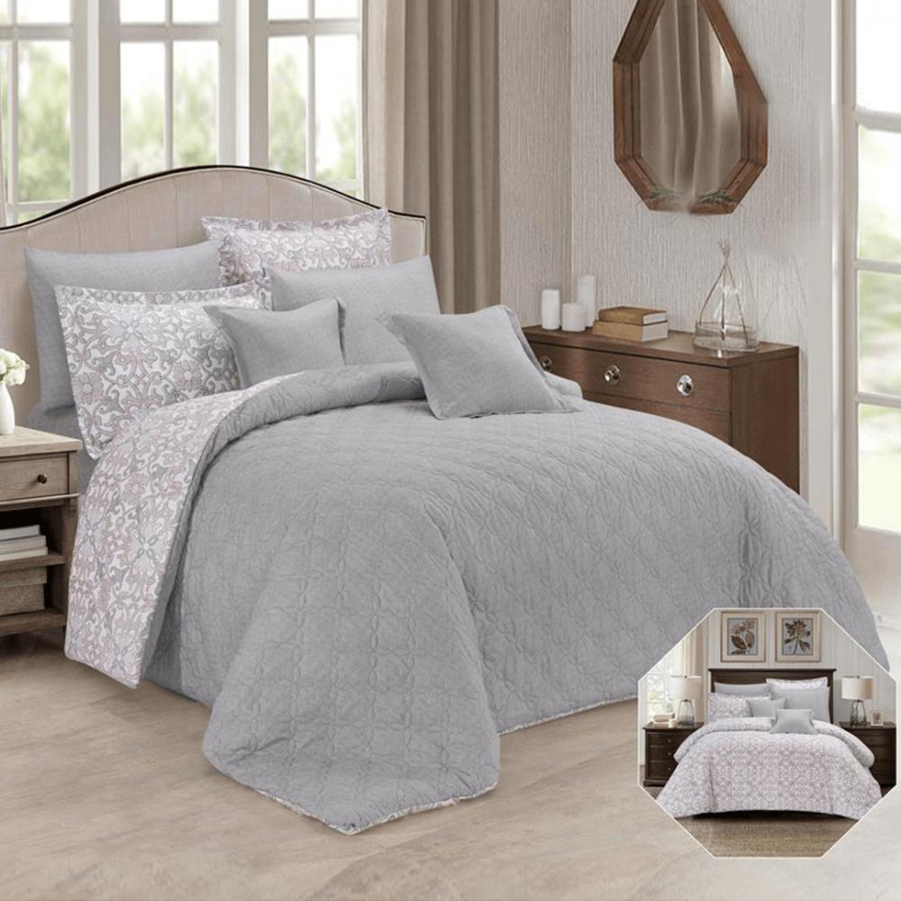 مفارش سرير صيفية اصلية مزدوجة - متجر مفارش ميلين