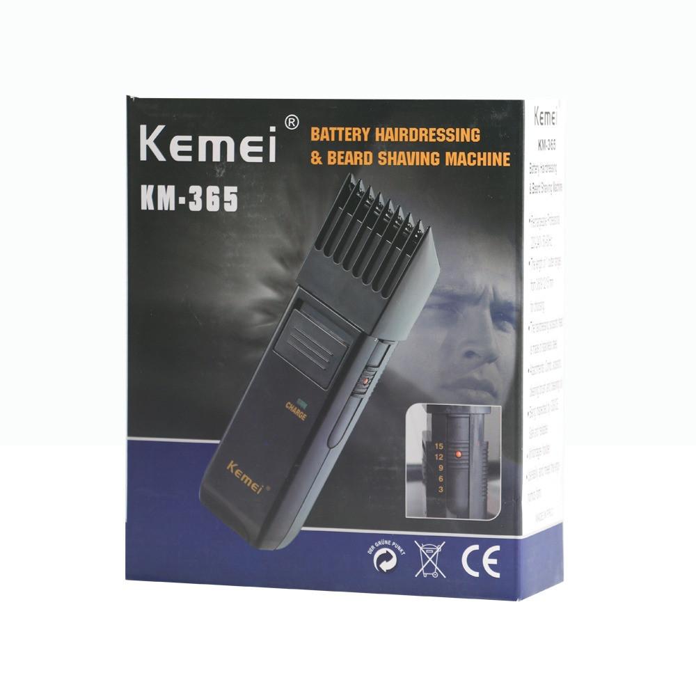 مكينة الحلاقة kemei -km-365