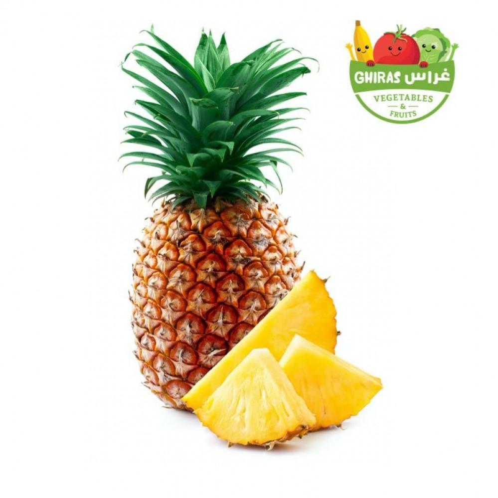 فاكهة اناناس - الاناناس