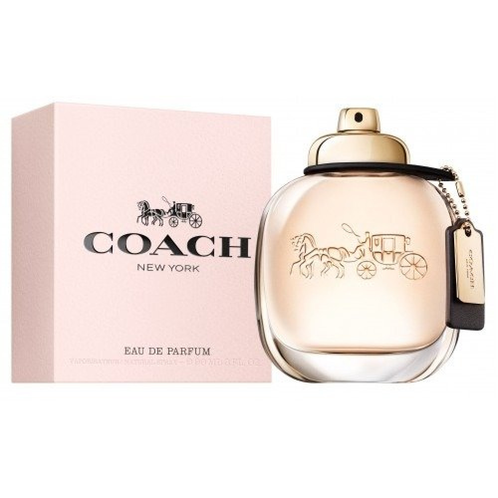 Coach NewYork Eau de Parfum 90ml خبير العطور