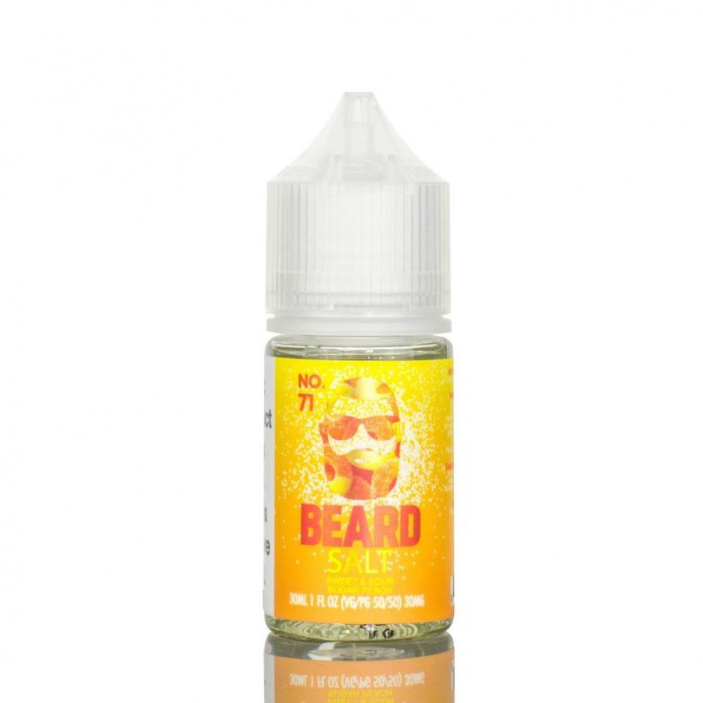 نكهة بيرد - سولت - BEARD NO 71 Salt