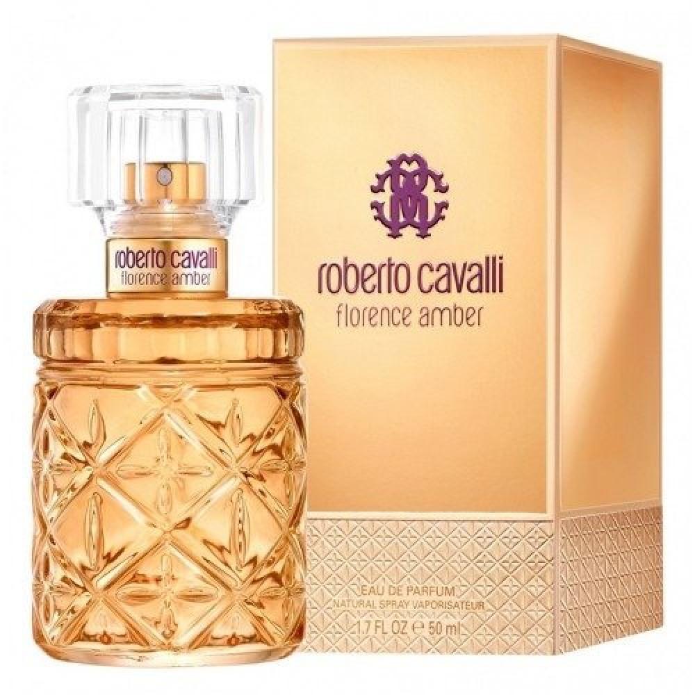 Roberto Cavalli Florence Amber Eau de Parfum 75ml متجر خبير العطور