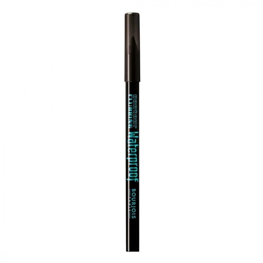 قلم تحديد العينين كونتور كلابينج المضاد للمياه من برجوا 41 بلاك بارتي