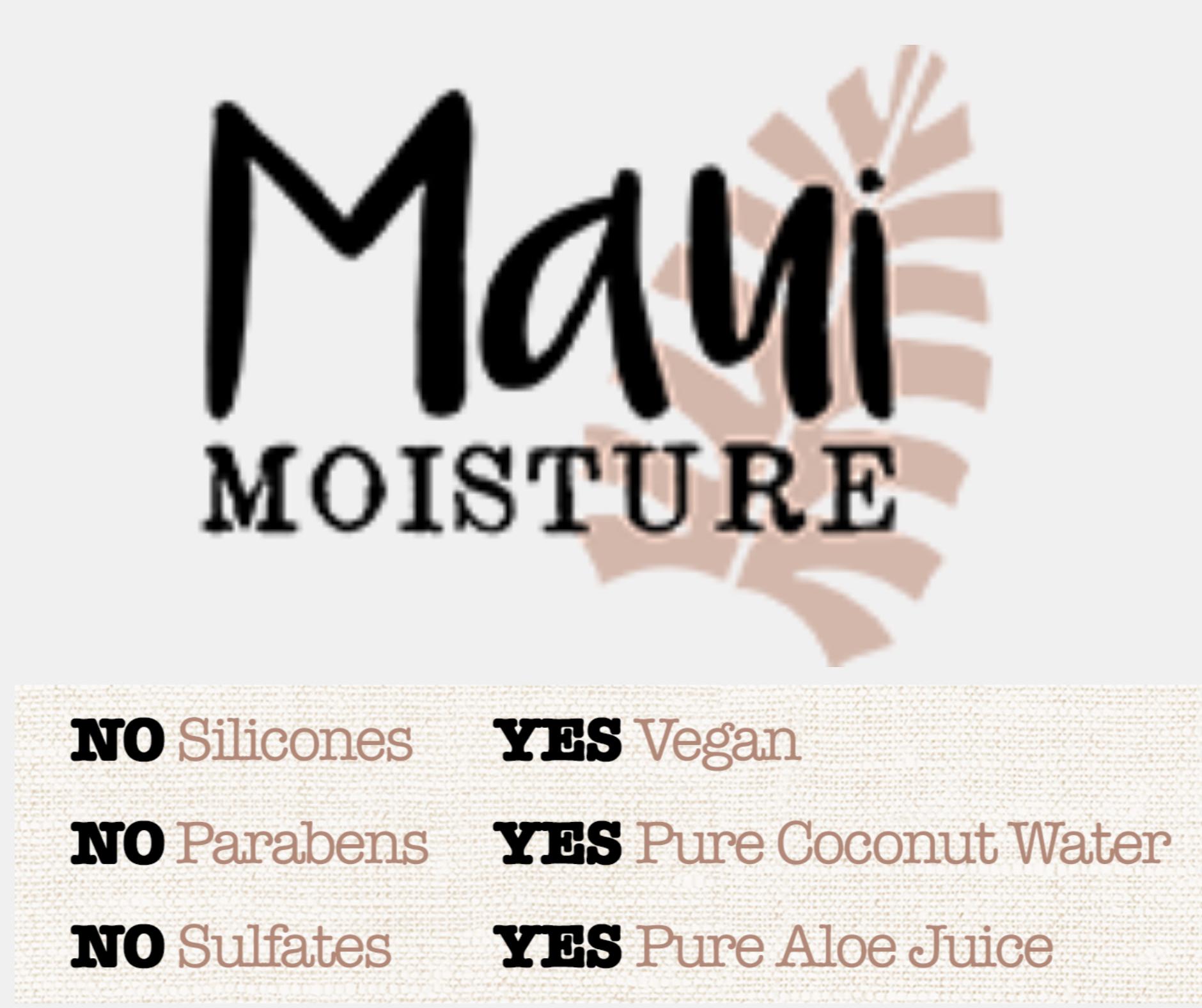 Maui moisture ماوي مويستشر