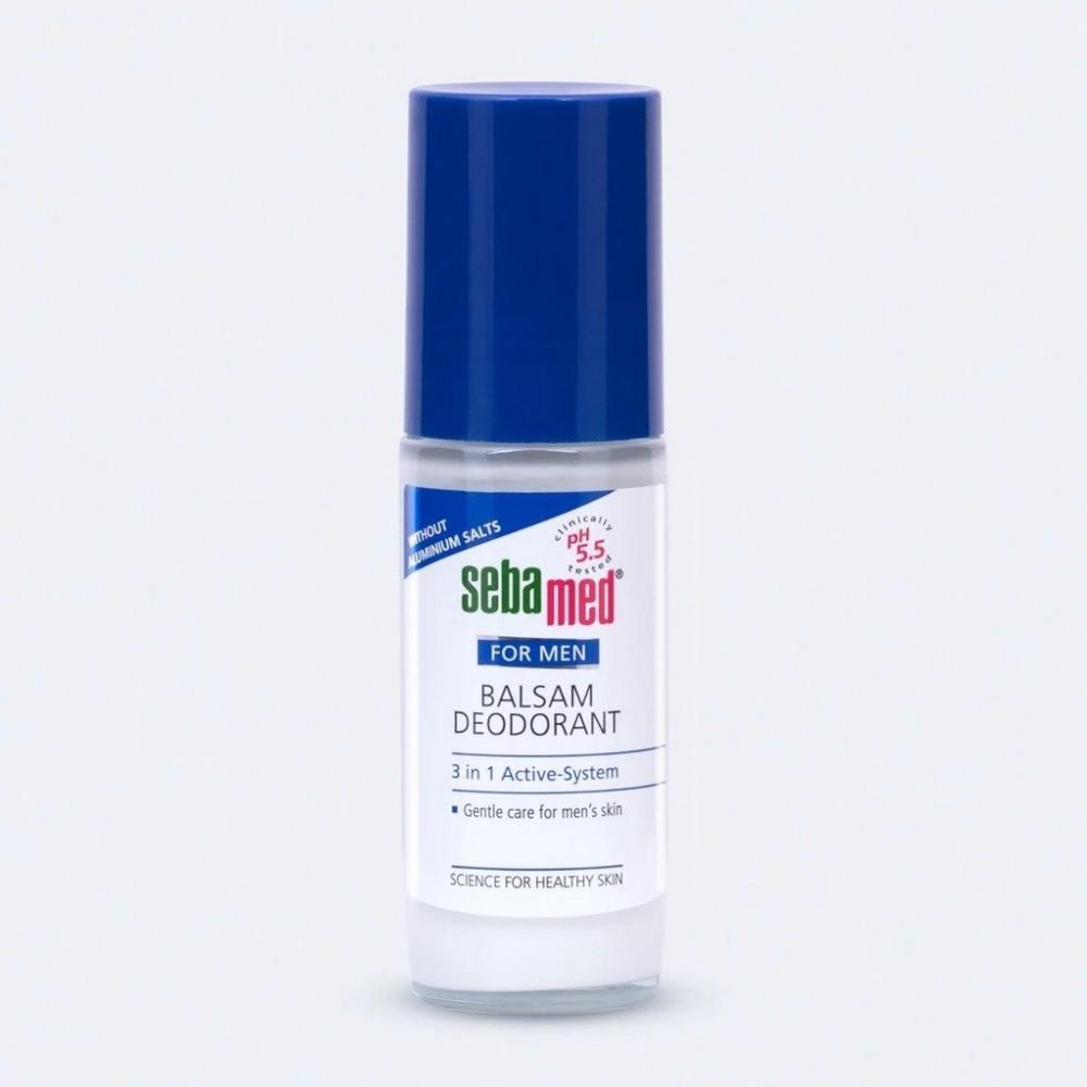 بلسم مزيل رائحة العرق للبشرة الحساسة للرجال من سيباميد 50 مل