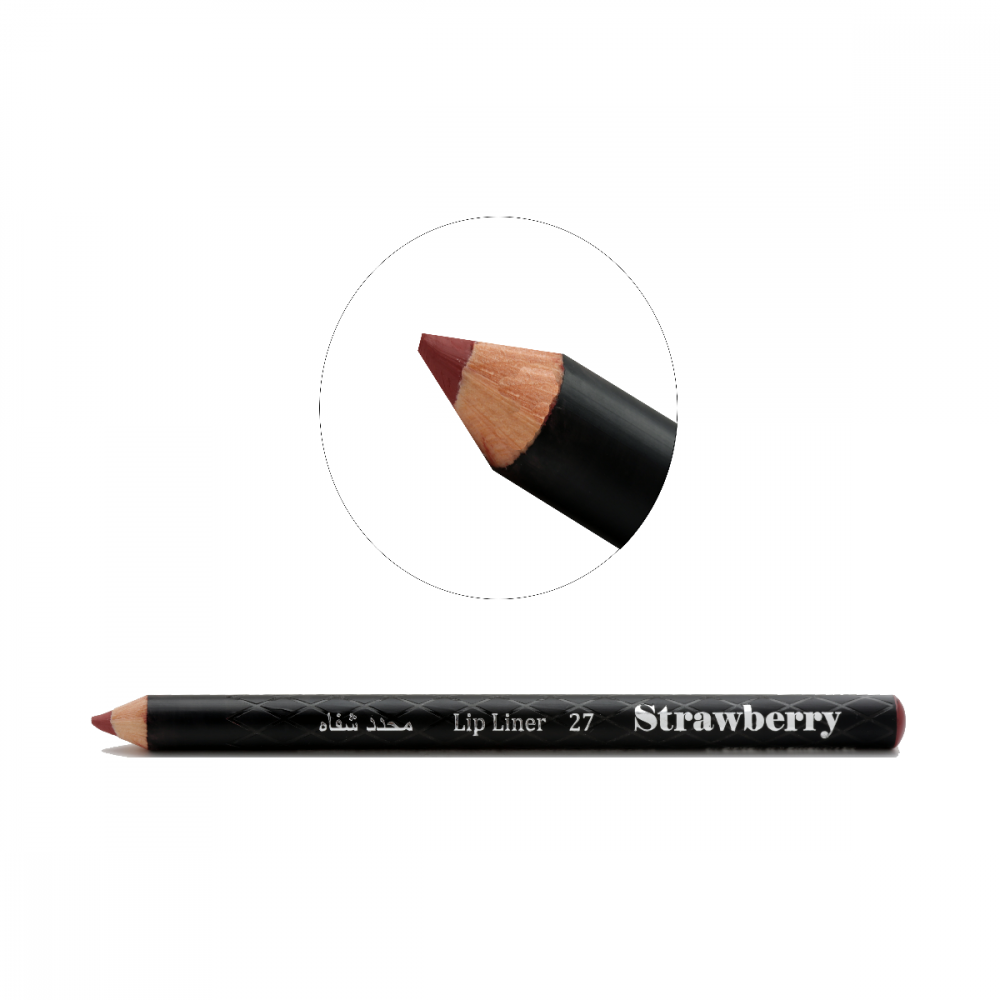 Strawberry  Lip Liner Pencil  No-27