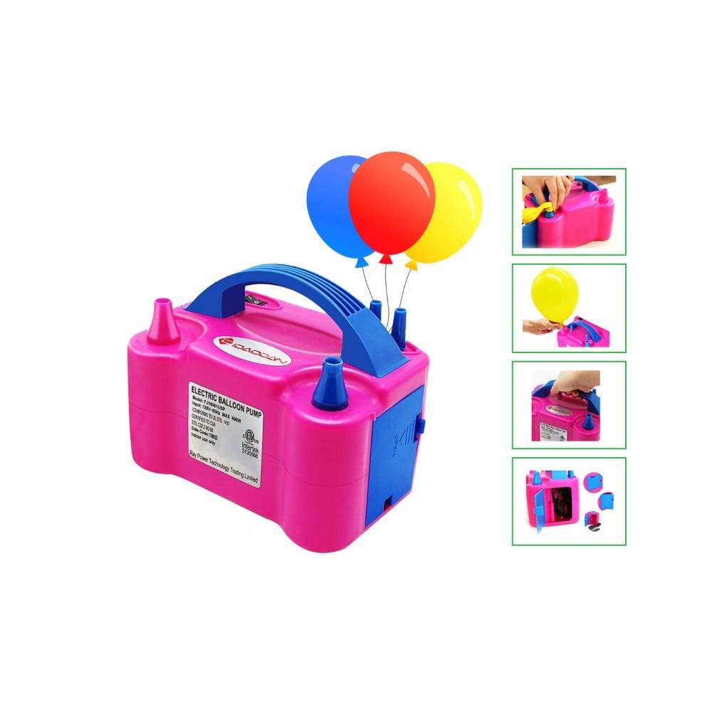 منفاخ بالونات كهربائي للحفلات و الأعراس من متجر أدوات للزينة ومستلزمات