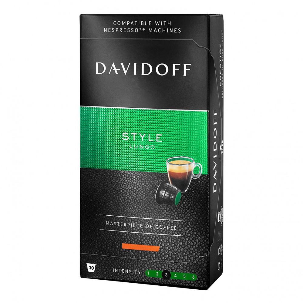 Davidoff capsules