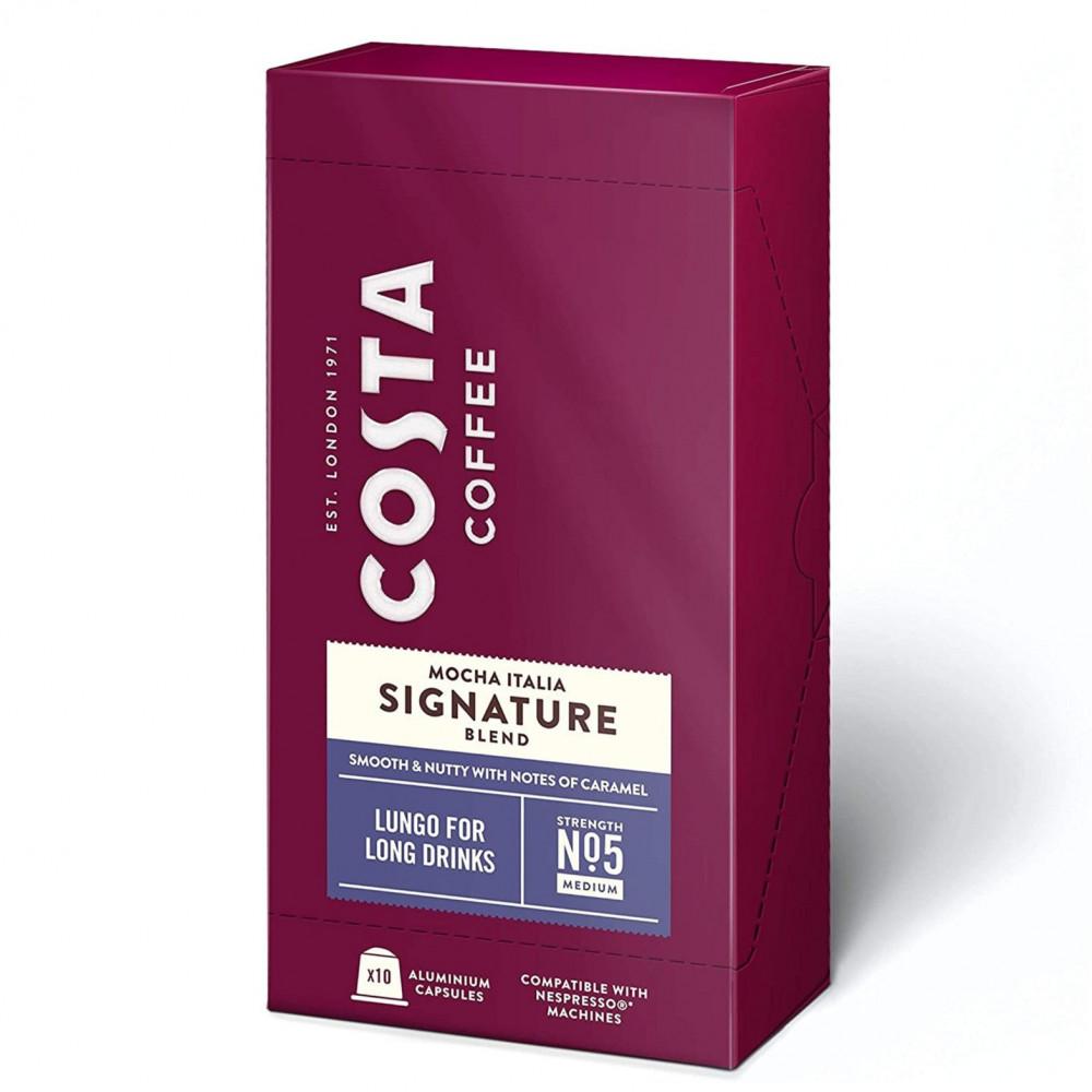كبسولات نسبريسو سجنتشر من كوستا - متجر أدوات للقهوة و مستلزماتها