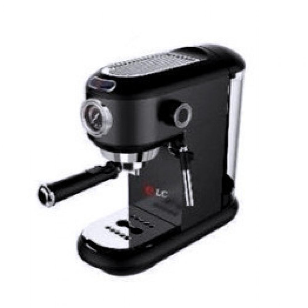 صانعة القهوة - ماكينة تحضير قهوة اسبريسو و كابتشينو و لاتيه مع تبخير ا