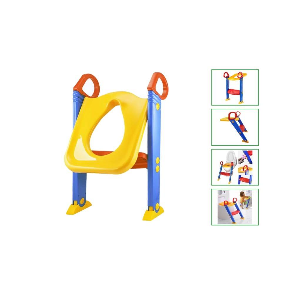كرسيو مقعد الحمام لتعليم الأطفال ومساعدتهم الاعتماد على النفس