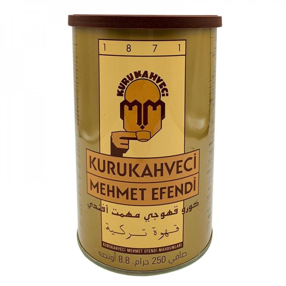 قهوة تركية مهمت أفندي الشهيرة من متجر أدوات للقهوة و أدوات القهوة