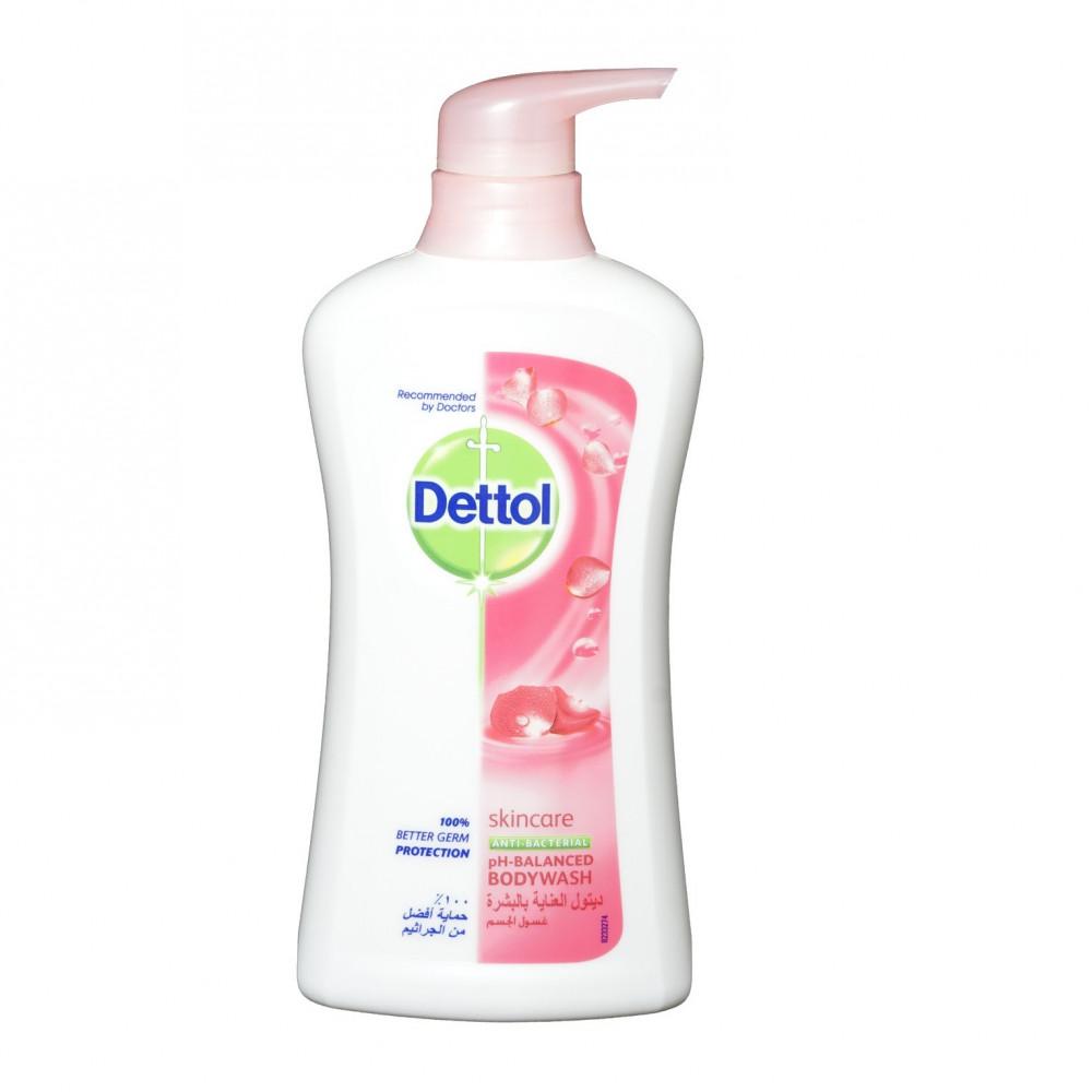 سائل استحمام  ديتول للعناية بالبشرة 500 مل     Dettol Skin Care Shower