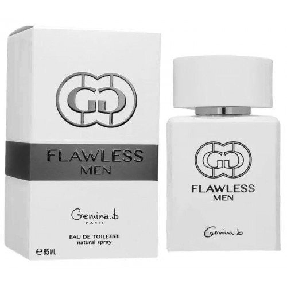 Gemina-b Flawless Men Eau de Toilette 85ml خبير العطور