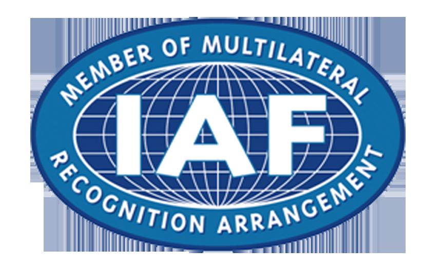 شهادة IAF العالمية