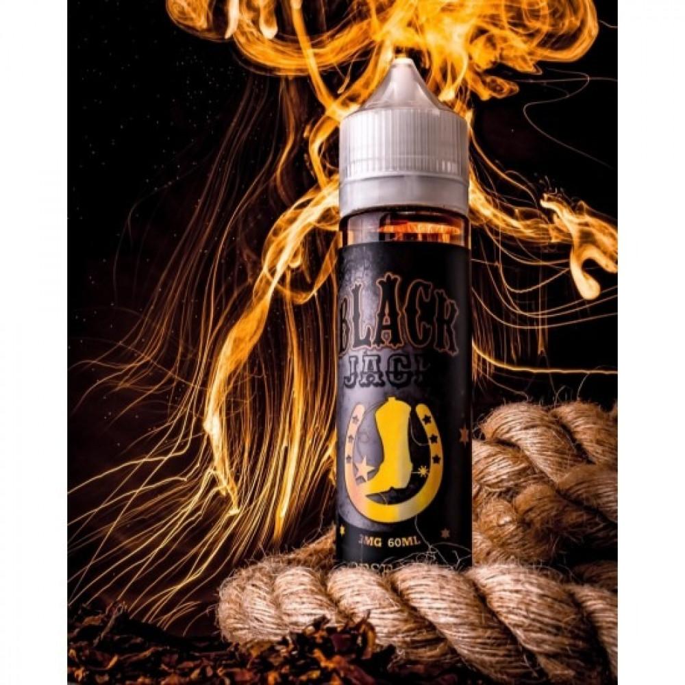 نكهة بلاك جاك المعتمة - BLACK JACK RESERVE  -  60ML