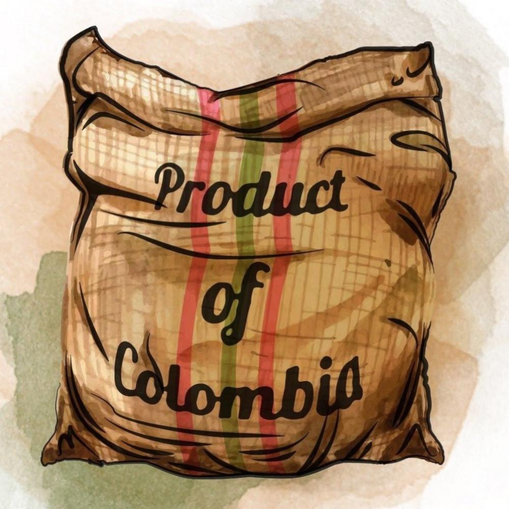 كولومبيا ويلا من مصنع القهوة
