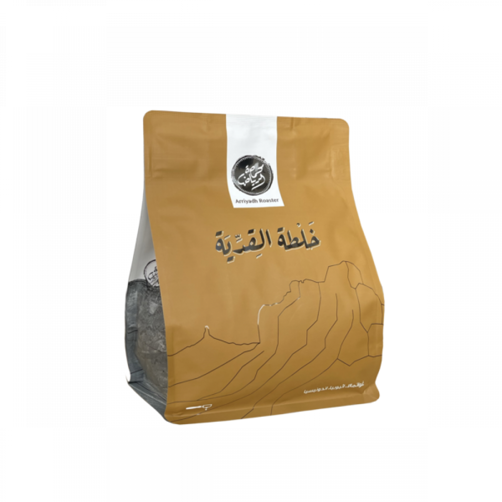 خلطة القدية 500 جرام محمصة الرياض