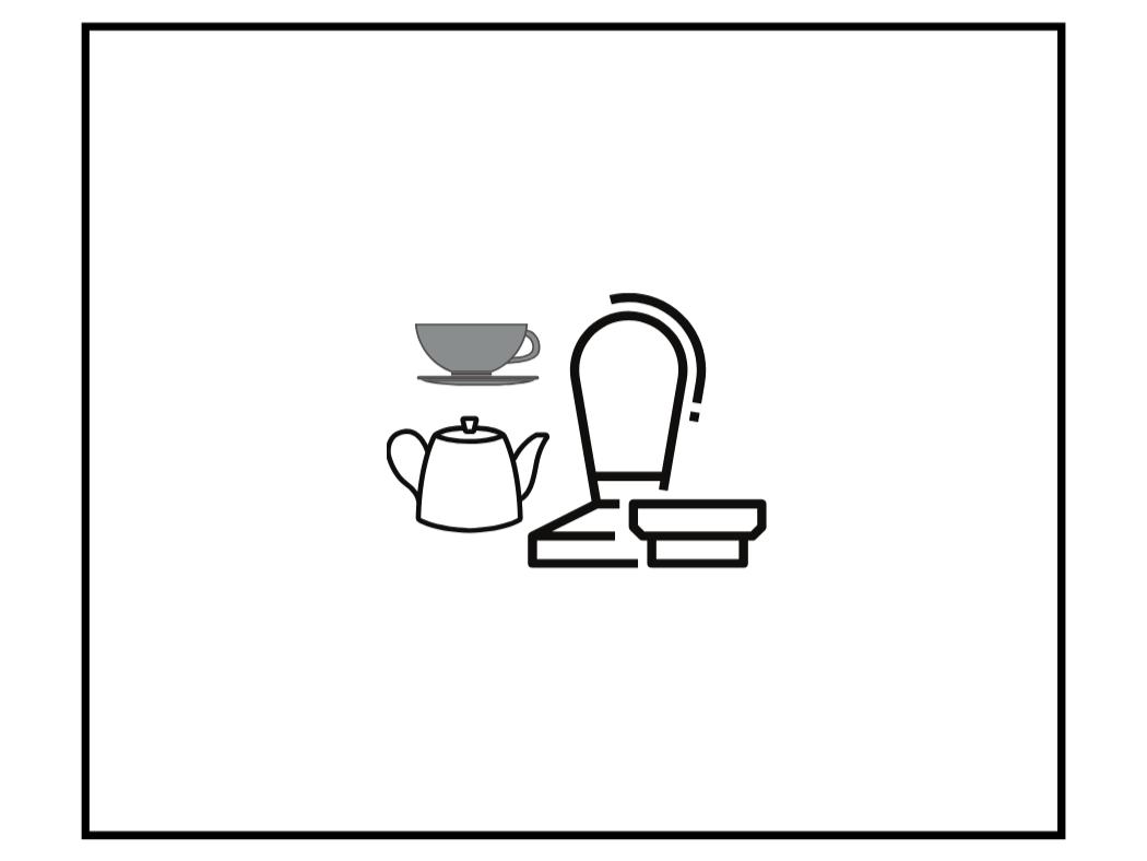 مستلزمات القهوة