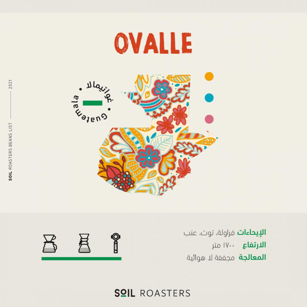 سويل - اوفالي  غوتيمالا