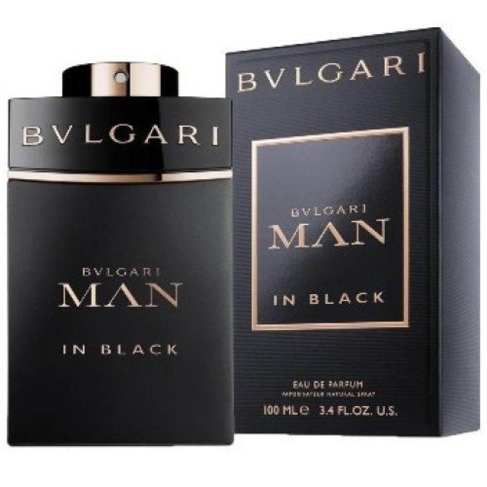 Bvlgari Man In Black Eau de Parfum 100ml خبير العطور