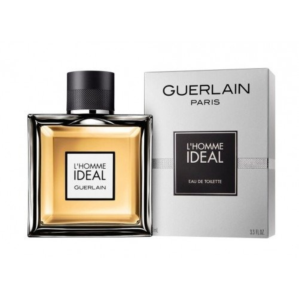 Guerlain LHomme Ideal Eau de Toilette 100ml خبير العطور