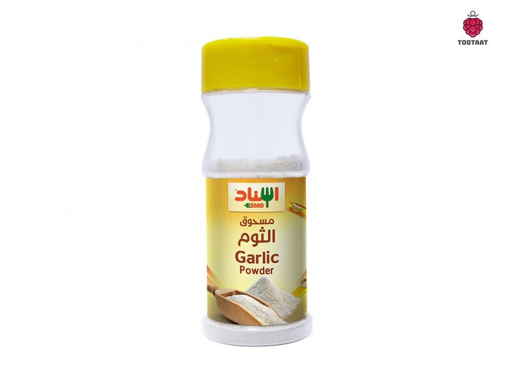 Garlic Powder 100g - مسحوق الثوم Tootaat