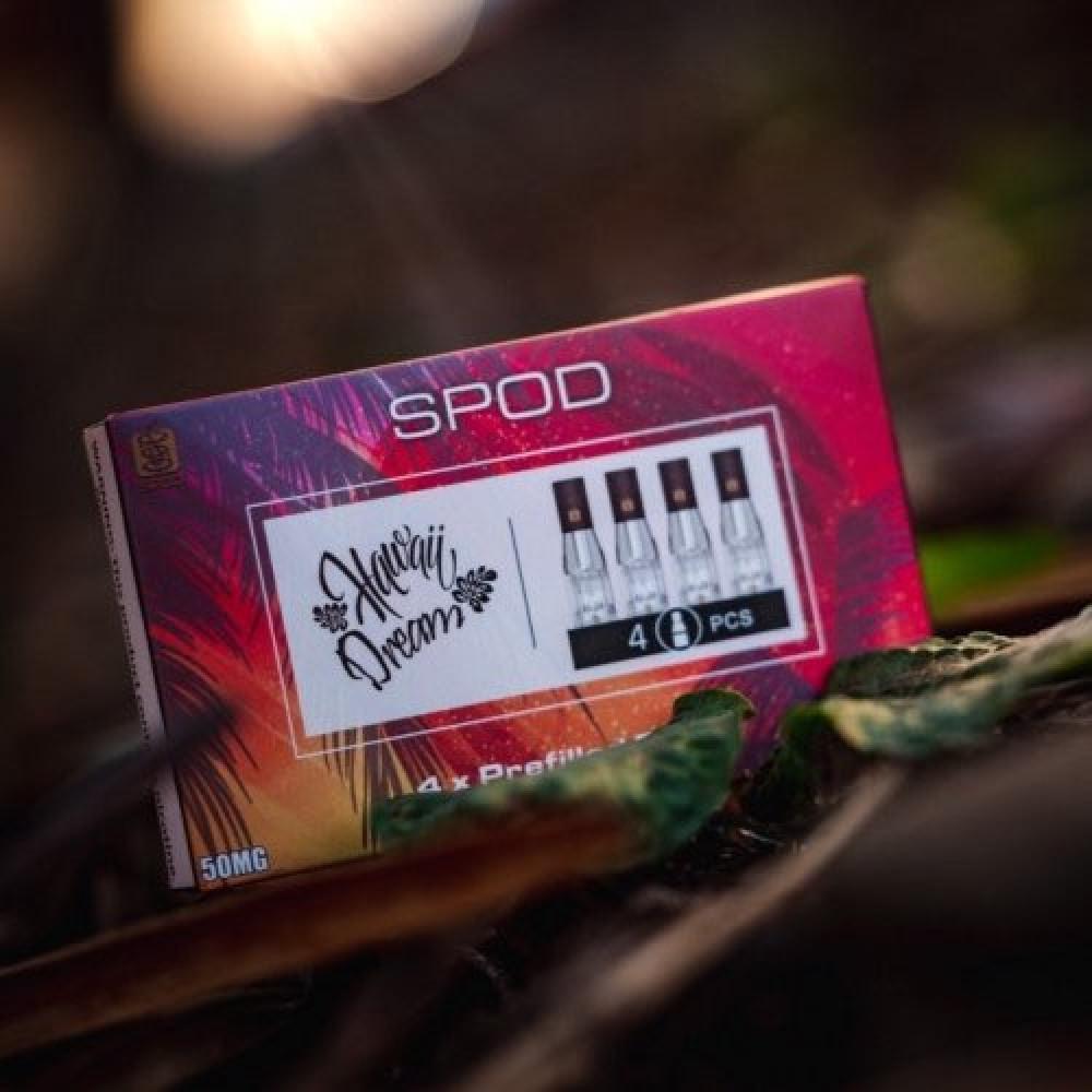 بودات سبود بنكهة هواي دريم POD SPOD Hawaii Dream