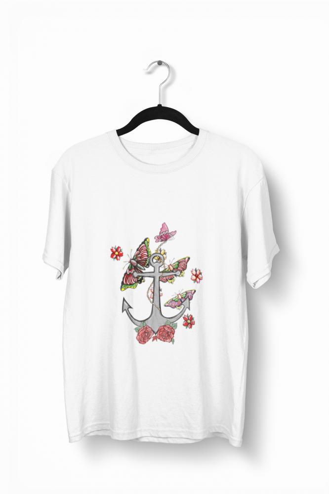 المرساة سفينة تيشرت شيرت تيشرتات فنيلة ملابس الدولاب شيرت tshirt دولا