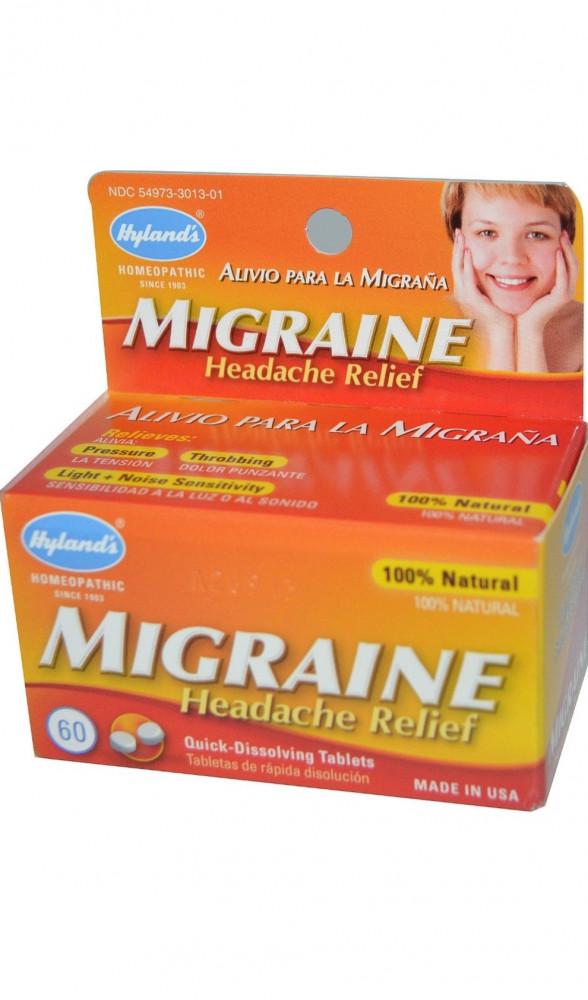 يخفف أعراض صداع الشقيقة  headache migraine relief