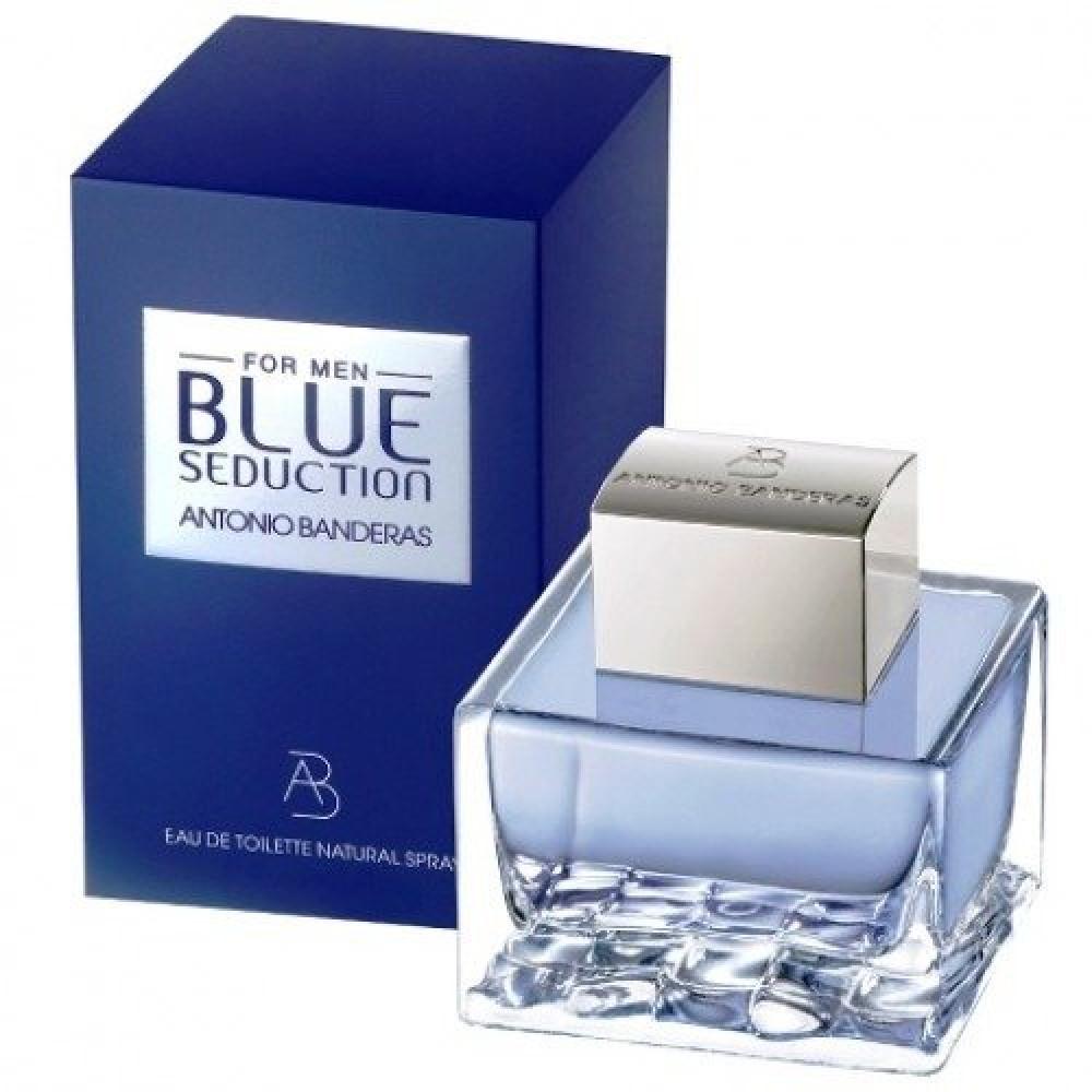 Antonio Banderas Blue Seduction for Men Eau de Toilette 100ml خبير الع