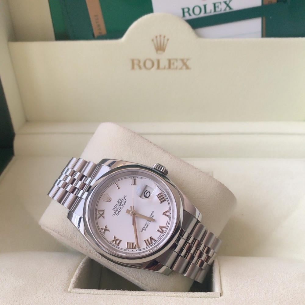 ساعة رولكس ديت جست الأصلية الفاخرة 116200