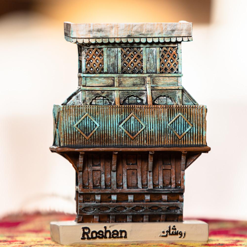 الروشان العتيق من تراث جدة التاريخية العمراني
