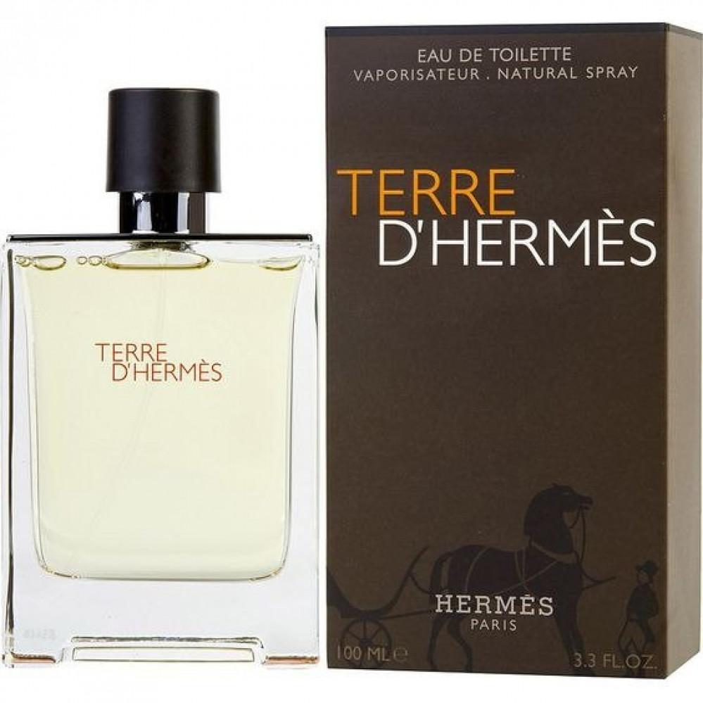 عطر تيري دي هيرمز terre dhermes perfume