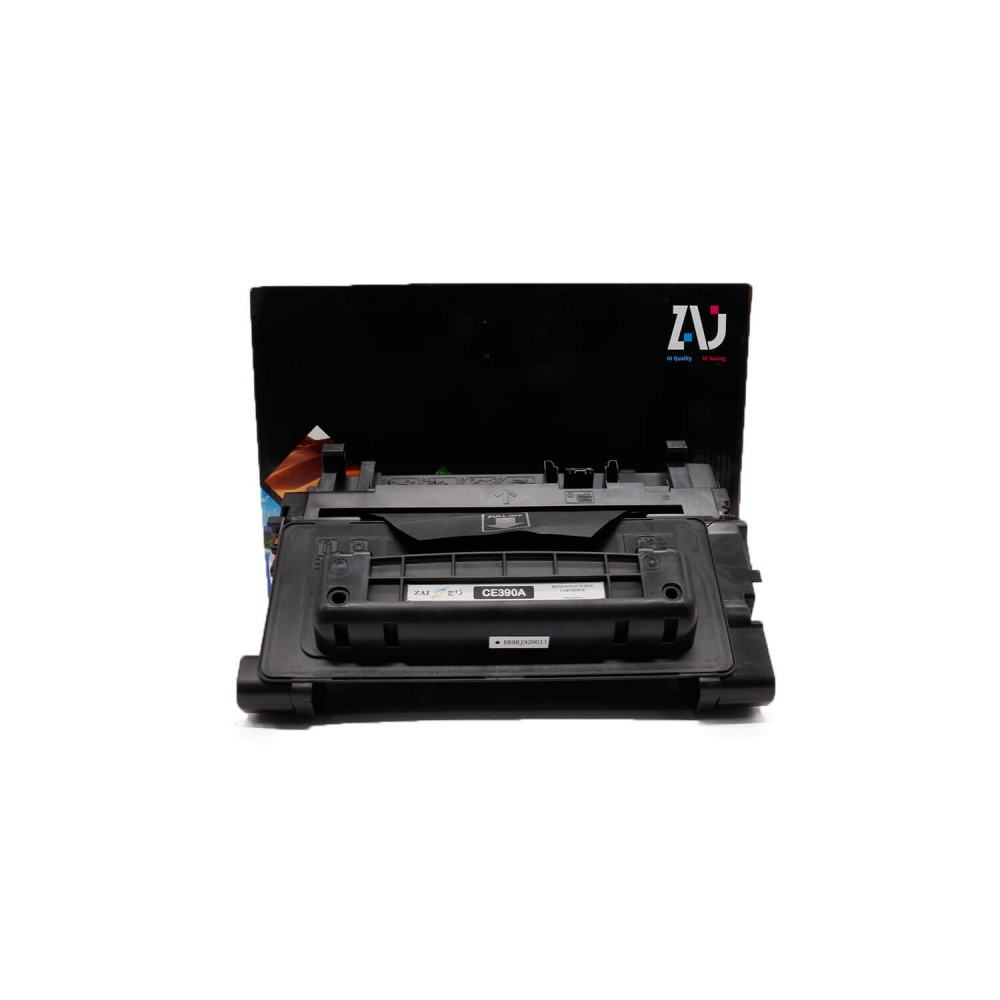 حبر طابعة 90A اسود CF390A  متوافق مع طابعات HP