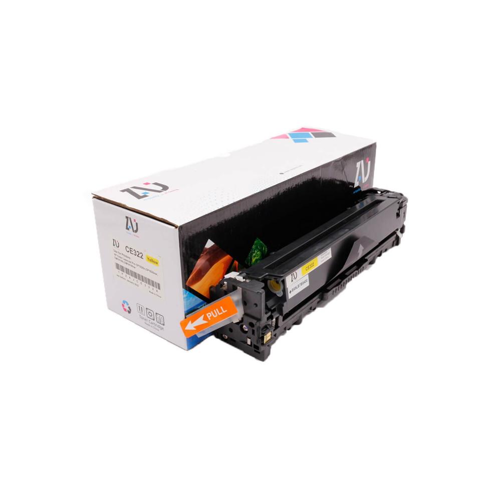 حبر طابعة 128A اصفر CE322A متوافق مع طابعات  HP