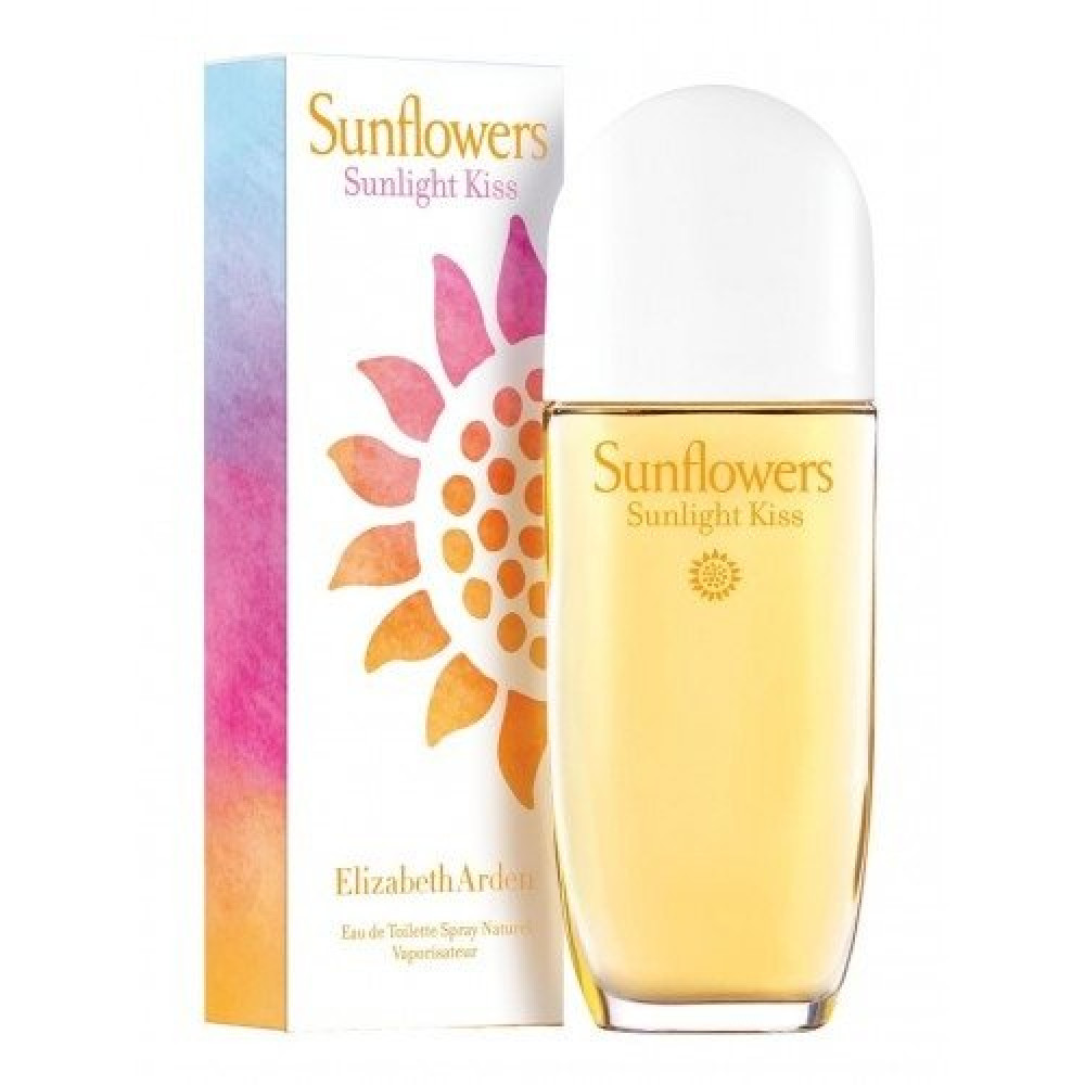 Elizabeth Arden Sunflowers Sunlight Kiss Eau de Toilette 100ml خبير ال
