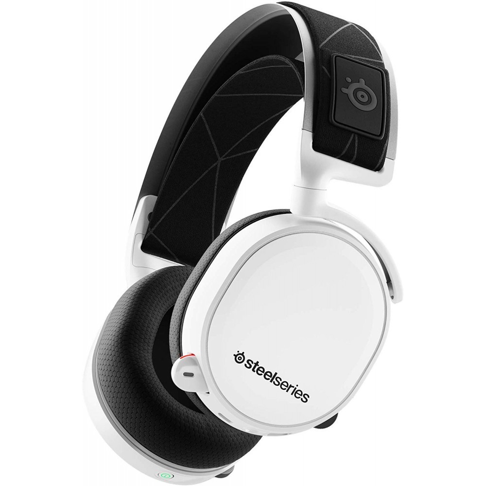 SteelSeries Arctis 7 - Wireless Gaming Headset - White