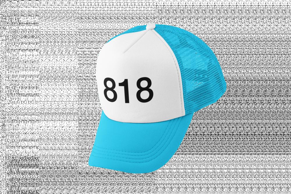 كاب طباعة برمز 818