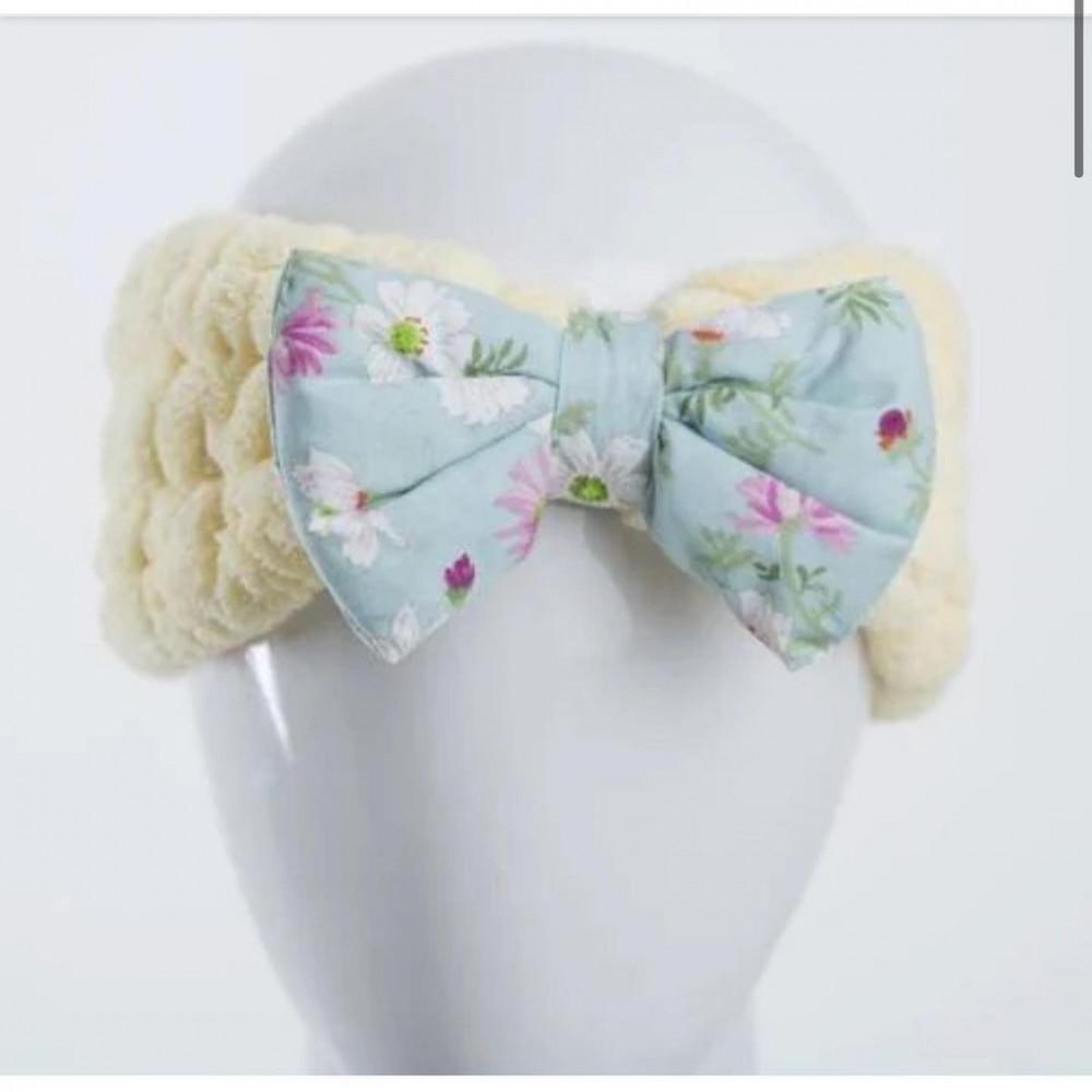 ربطة شعر للمكياج لون ليموني - متجر فيوم