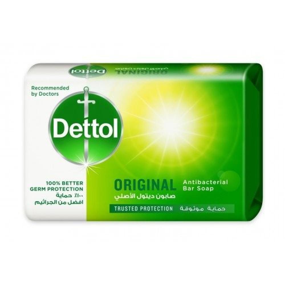 Dettol Original Anti Bacterial 165g خبير العطور