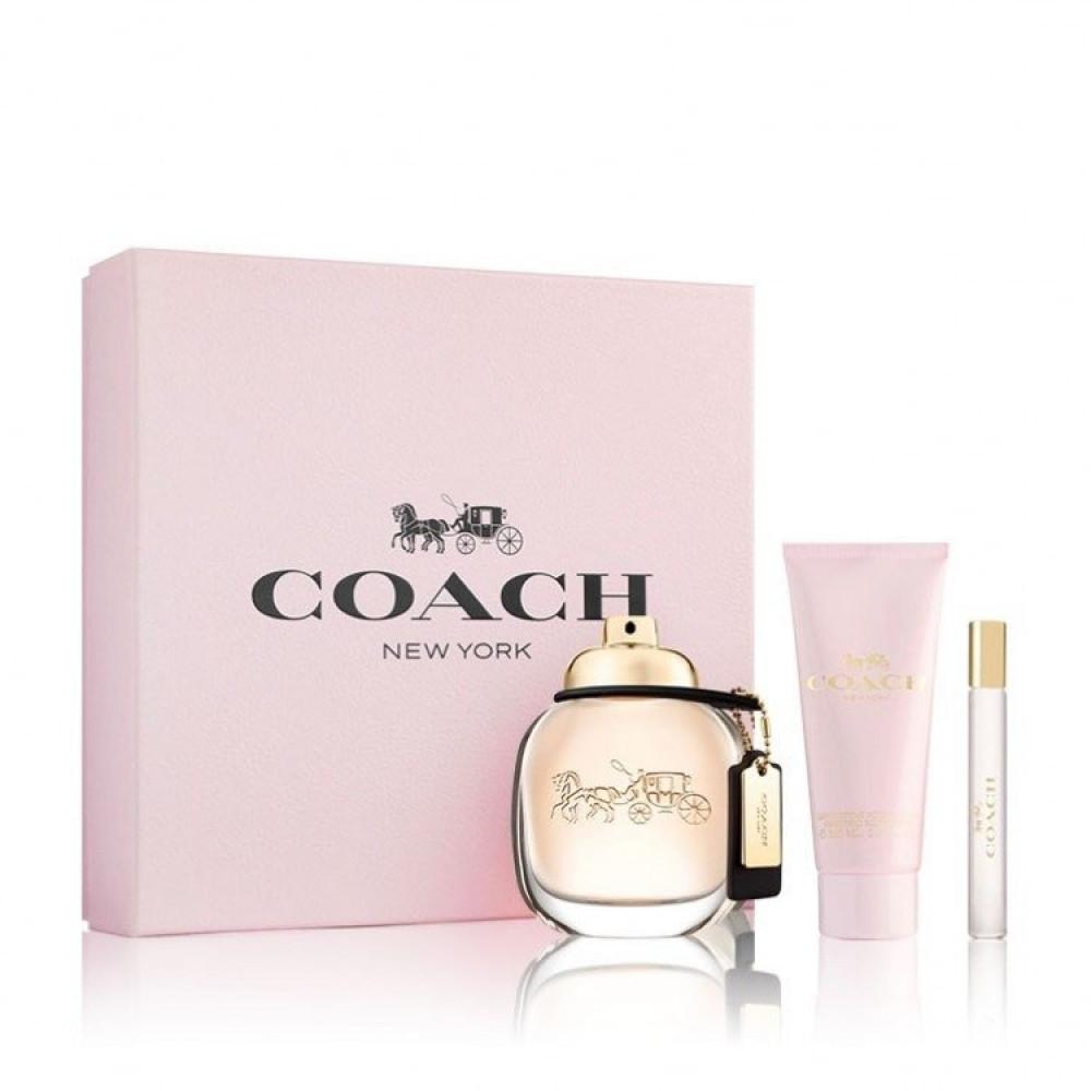 طقم كوتش نيو نيورك برفيوم coach new york perfume set