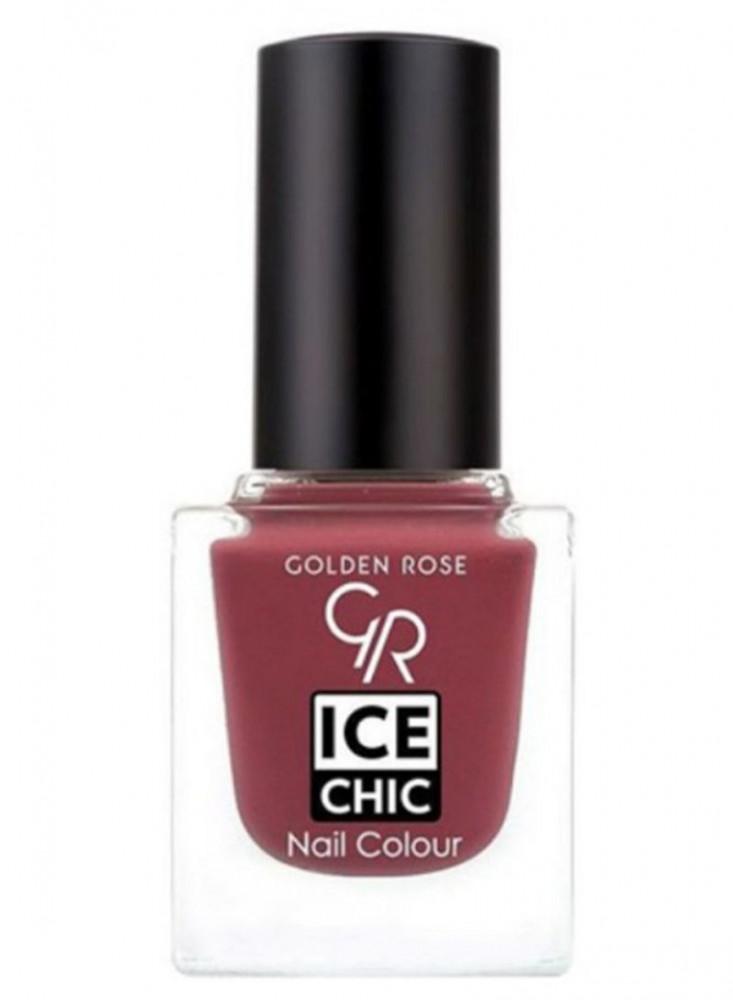 GOLDEN ROSE Ice Chic Nail Colour مناكير قولدن روز23